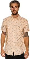 Brixton Memphis Ss Shirt