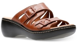 Clarks Collection Women's Delana Liri Sandals Women's Shoes