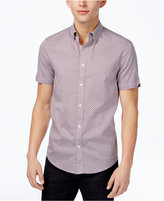 Ben Sherman Men's Classic-Fit Apple Print Shirt