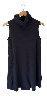 James Perse Navy Cotton Dresses