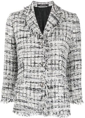 Tagliatore Adele tweed jacket