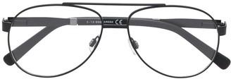 Dsquared2 Eyewear Aviator Frame Optical Glasses