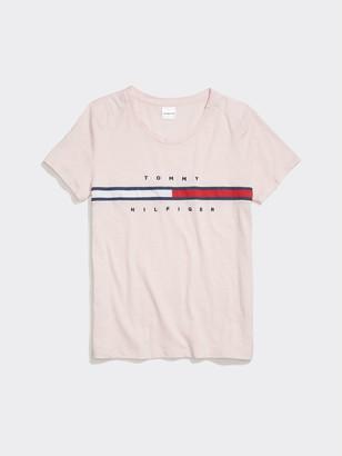 Tommy Hilfiger Stripe Signature T-Shirt