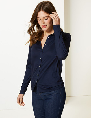 Marks and Spencer Jersey Shirt