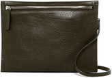 Shinola Slim Leather Crossbody Bag