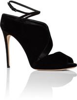 Casadei Sandal 100 In Velvet T974 Velvet
