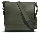 Shinola North/South Leather Messenger