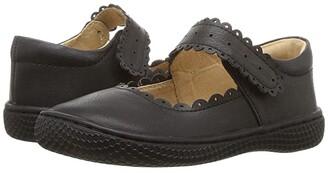 Livie & Luca Briar (Toddler/Little Kid) (Black) Girl's Shoes