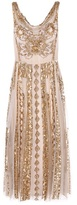 Valentino Embellished Dress