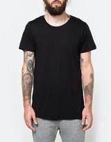 John Elliott Men's Mercer T-Shirt in Black, Size Small