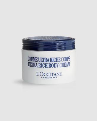 L'Occitane Shea Butter Ultra Rich Body Cream