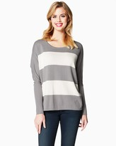 Charming charlie Macey Dolman Pullover