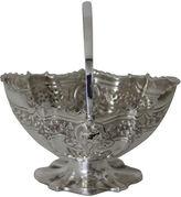 One Kings Lane Vintage Silver-Plate Candy Basket, C.1875