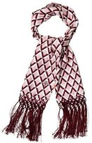 Tory Burch Silk Abstract Scarf
