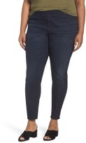 Eileen Fisher Plus Size Women's Denim Leggings