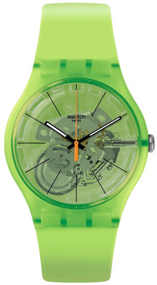 Swatch Kiwi Vibes Watch
