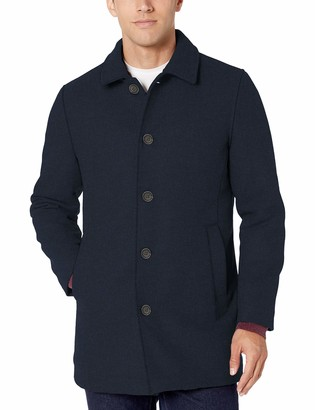 Amazon Essentials Wool Blend Heavyweight Car Coat