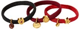 Marc Jacobs Logo Disc Cluster Pony Hair Accessories
