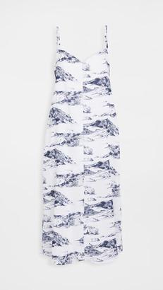 Reformation Gisele Linen Dress