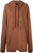 Fenty X Puma - graphic hoodie - women - Cotton - XS