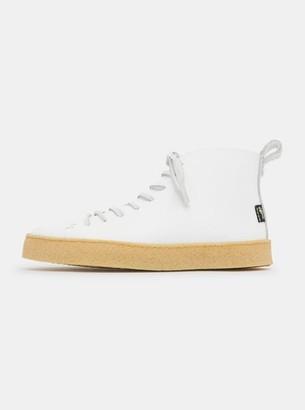 Yogi Footwear - Winstone Womens Crepe Boot White Leather - 36