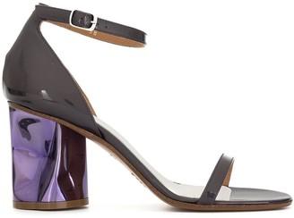 Maison Margiela Structured Heel Sandals