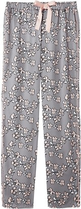 Pretty You London Mix & Match Floral Trousers In Dove Grey - Trousers Only