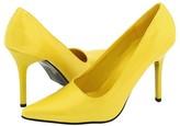 The Highest Heel - Classic (Yellow Patent)