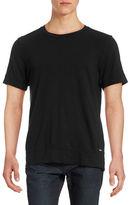 Uncl Slub Knit Raglan T-Shirt