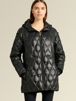 Down Fill Quilted Puffer