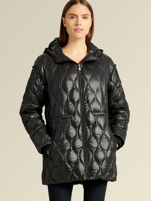 DKNY Down Fill Quilted Puffer