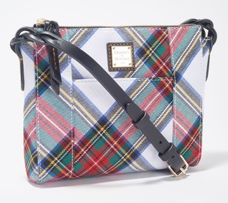 Dooney & Bourke Tartan Plaid Marlee Crossbody