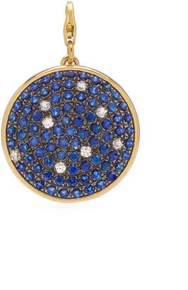 Have A Heart x MUSE Elena Votsti Small Night Sky Star Charm with Diamond Stars & Sapphires