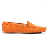 Tod's Gommini nubuck loafers