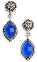 Konstantino Women's Andromeda Lapis Lazuli Drop Earrings