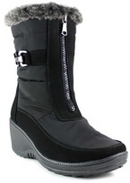 Aquatherm By Santana Canada Aquatherm Women's Wynter Zip Front Winter Boots - Black