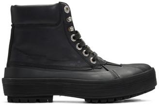 Jacquemus Black Les Meuniers Hautes Boots