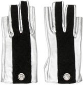 Chanel Metallic CC Gloves w/ Tags