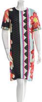 Etro Printed Eyelet Dress w/ Tags