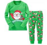 Mammybaby Christmas Little Boys' Pajamas Set Cotton Baby Clothes T4