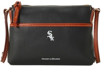 Dooney & Bourke MLB White Sox Ginger Crossbody