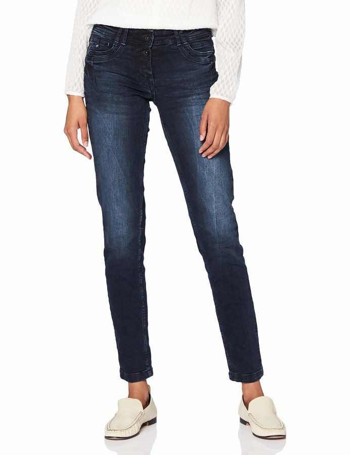 Thumbnail for your product : Cecil Women's 373368 Jeans im Style Scarlett