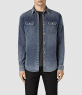 AllSaints Lex Denim Shirt