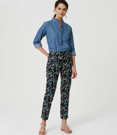 LOFT Vine Riviera Pants in Marisa Fit