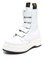 R 13 Velcro Single Stack Boots
