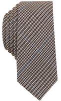Original Penguin Men's Xenia Plaid Skinny Tie