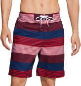Speedo Men's Bondi Stripe Swim Trunks