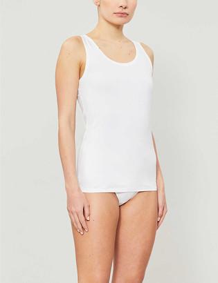 Hanro Cotton Sensation cotton-jersey top