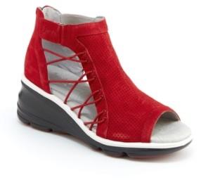 Jambu Naomi Wedge Casual Sandal Women's Shoes