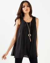 Lipsy Necklace Top